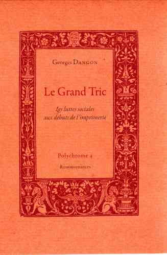 Georges Dangon • Le Grand Tric